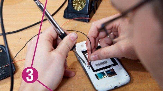 Как сделать беспроводная зарядка своими руками