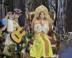 """Новогодний мюзикл """"Три богатыря"""": Воробьев, Воробей и разбойник Соловей"""