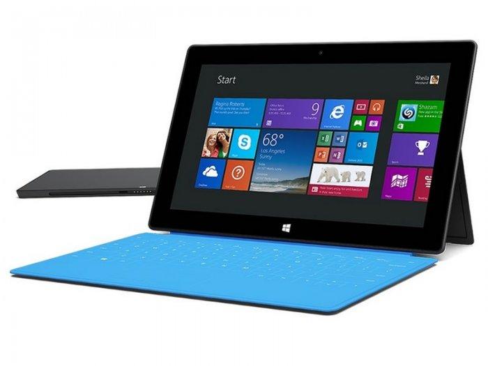 Microsoft существенно снизила стоимость своих планшетов