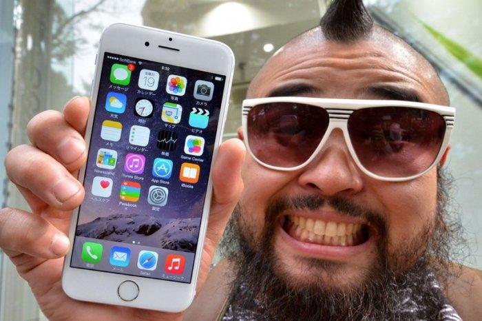 Айфон программу андроид на 6