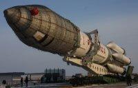 """Во время полета ракеты """"Протон"""" возникла нештатная ситуация"""