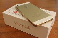 """Продажи """"восстановленных"""" iPhone 5S превзошли ожидания МТС"""