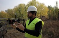 Украинский CDMA-оператор строит сеть с помощью дронов