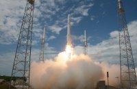 Запущенные ракетой Falcon 11 спутников связи выведены на орбиту