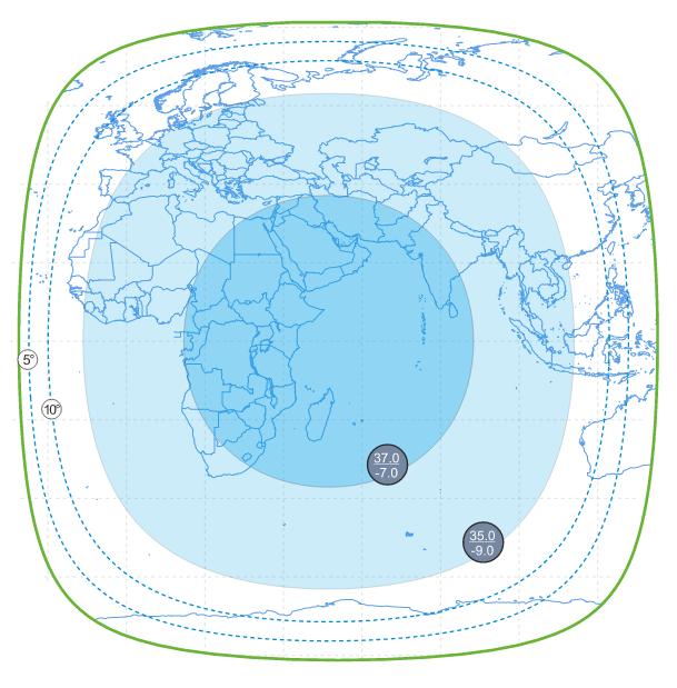 15 января белорусский телекоммуникационный спутник отправится в космос