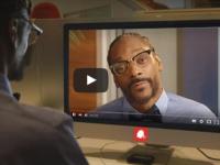 1 апреля: YouTube включили режим просмотра роликов в формате SnoopaVision (видео)