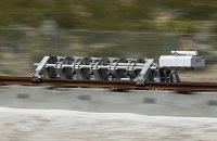 Прошли испытания двигателя вакуумного поезда Hyperloop Илона Маска