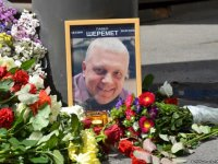 В Минске сейчас прощаются с Павлом Шереметом