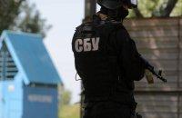 СБУ проводит обыск у официального партнёра НТВ-ПЛЮС в Украине
