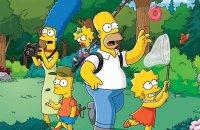 """Мультсериал """"Симпсоны"""" вышел в эфир в 600-й раз"""