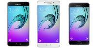 Samsung обновит смартфоны линейки Galaxy A до Android 7