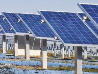 В Щучинском районе завершается строительство третьей солнечной электростанции