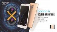 CES 2017: Huawei выпускает Honor 6X с двойной камерой в США и России