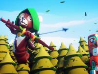 Белорусская студия выпустила мобильную игру League Of Arosaurs