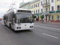Бесплатный Wi-Fi появился в троллейбусах Гомеля