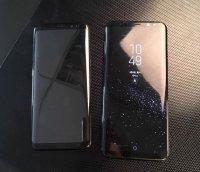 Опубликованы новые фото Samsung Galaxy S8 цвета Jet Black