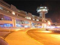 Пожары в Национальном аэропорту будут тушить 22 робота