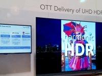 Globecast и Harmonic показали первую UHD-HDR OTT-платформу