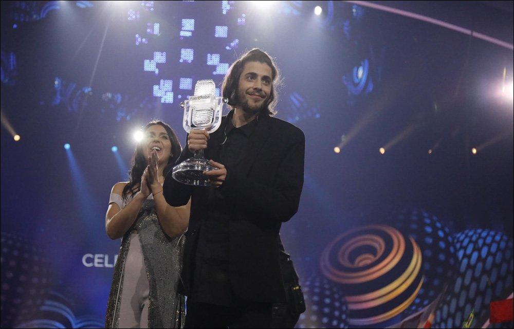 «Евровидение-2017» выиграла Португалия