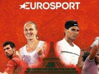 """Eurosport будут эксклюзивно в России показывать матчи """"Ролан Гаррос"""""""