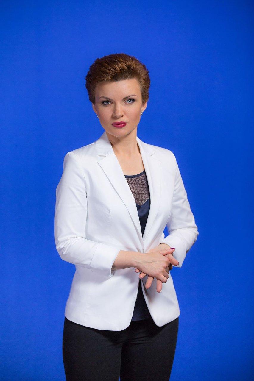 Телеведущая Екатерина Тишкевич: Верю в судьбу – именно она привела меня на телевидение