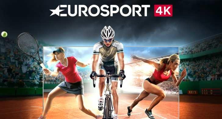 """Eurosport 4K начал вещание эксклюзивно на """"Триколор ТВ"""" (обновлено)"""
