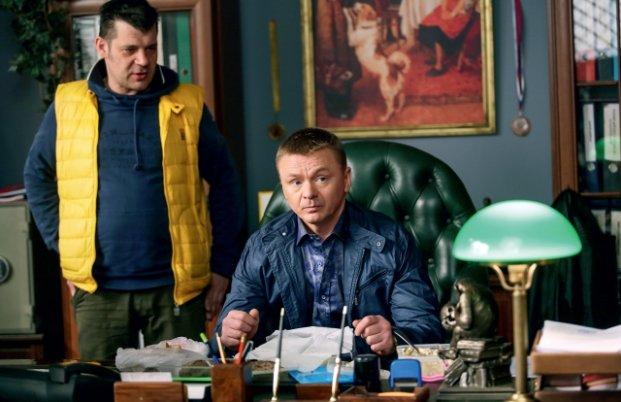 Как снимают третий сезон «Физрука» (ФОТО)