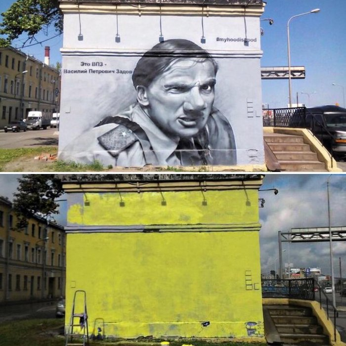 Дмитрий Нагиев: В стране, где дороги в никуда, человеческая гниль борется с уличными художниками