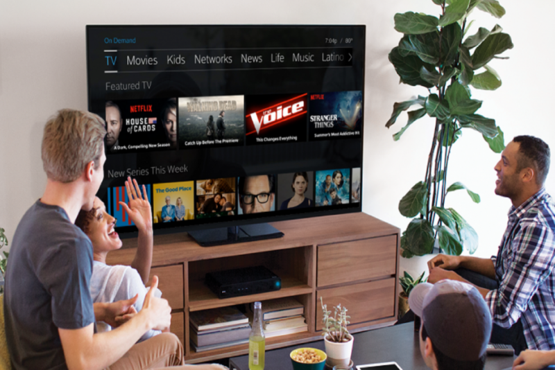 ТВ-сервис предложил переключать каналы взглядом