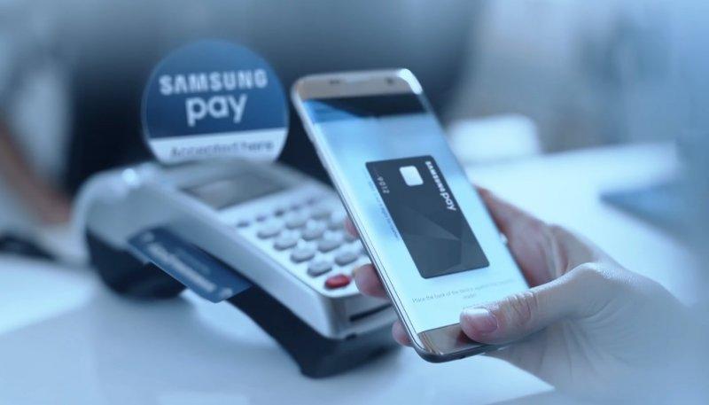 Белагропромбанк запустил сервис Samsung Pay для держателей Visa