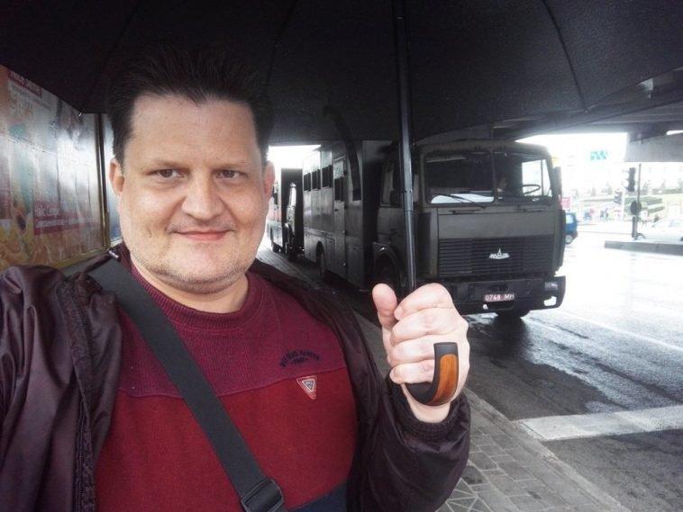 NEXTA: Задержанный Чуденцов имеет отношение к моему телеграм-каналу и фильму о Лукашенко