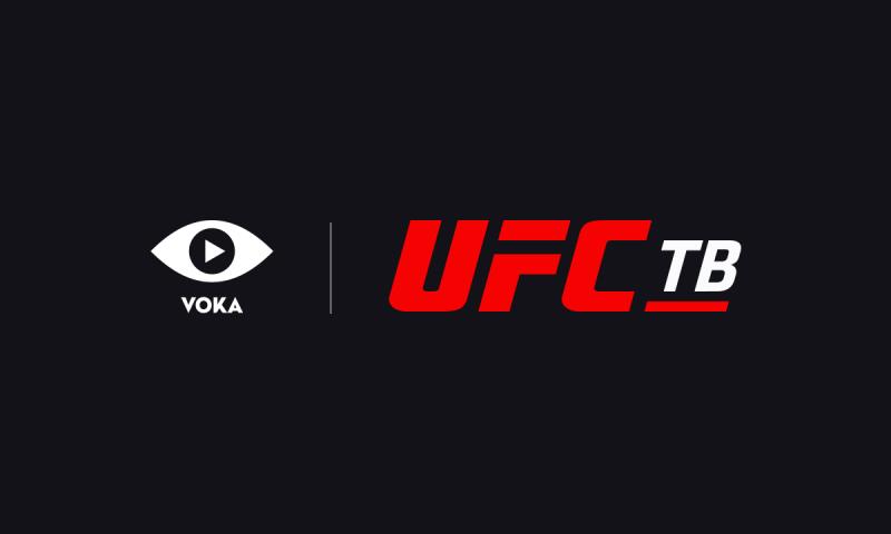 VOKA добавил канал UFC ТВ о смешанных единоборствах