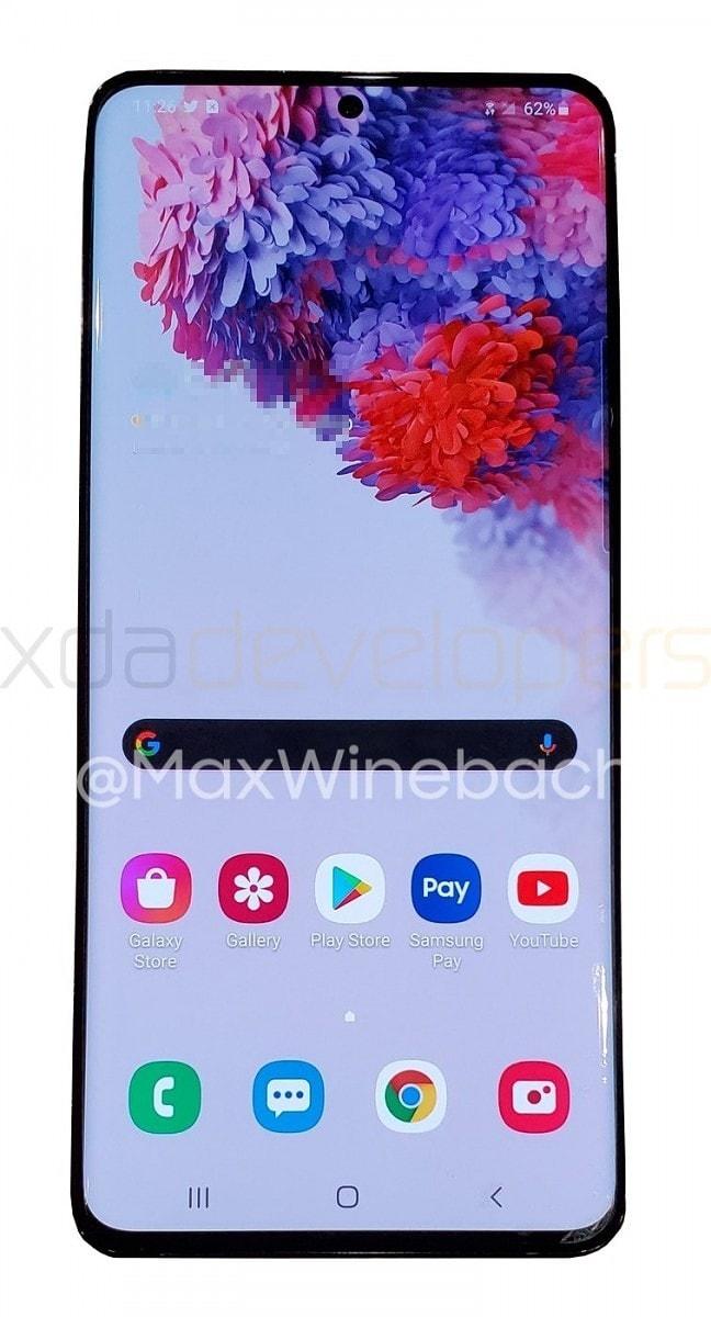 Стала известна стоимость ожидаемого Samsung Galaxy S20
