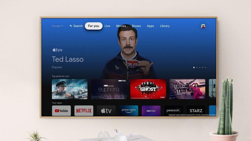 Удивительно, но приложение Apple TV стало доступно на платформе Google TV